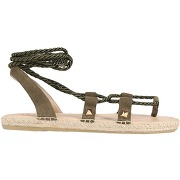 Tongs 8 by yoox femme. vert militaire. 35...