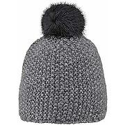 Barts ymaja beret, gris (dark heather 19),...