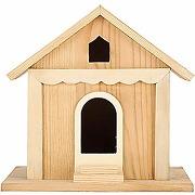 Leku nichoir à oiseaux - maison d'oiseau en...