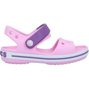 Sandales crocs fille. rose clair. 20-21...