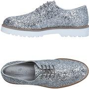 Chaussures à lacets hogan femme. argent. 34...