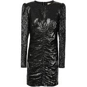 Sequin mini dress robe courte michael michael...