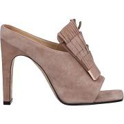 Sandales sergio rossi femme. gris tourterelle....