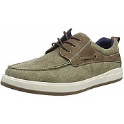 Hush puppies aiden, chaussures bateau homme -...