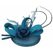Aeromdale chapeau bibi pour femme avec plumes...