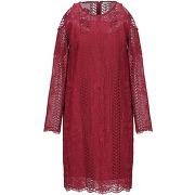 Robe courte cristinaeffe femme. rouge. 34...