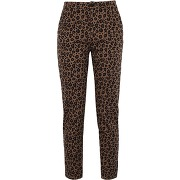 Pantalon en jean department 5 femme. marron. 25...