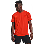 Maillot manches courtes under armour streaker...