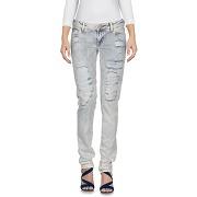 Pantalon en jean guess femme. bleu. 24...