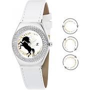 Montre mf316-licorne-blanc - so charm
