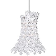 Kartell bloom, lampe à suspension, blanc, avec...