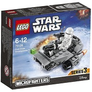 Lego 75126 microfighters star wars first order...