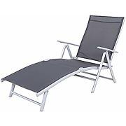 Chicreat korfu - chaise longue basique,...