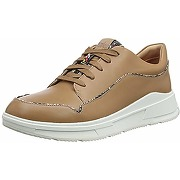 Fitflop freya exotic piping sneakers, basket...