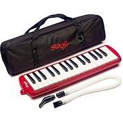 Stagg melosta32rd melodica 32 touches avec étui...