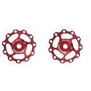 Sb3 galets de derailleur 11v rouge 11dents