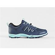 Chaussures bontrager ssr femme nautical bleu...