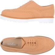 Chaussures à lacets hogan femme. sable. 36...