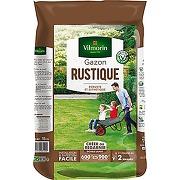Vilmorin 4460418 gazon rustique, vert, 15 kg