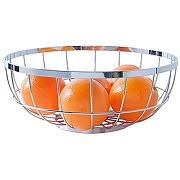 Pt, pt3018ch corbeille à fruits ronde open grid...