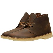 Clarks, boots brun, homme, taille: 44
