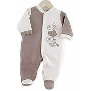 Kinousses 810 2074 pyjama en velours pour bebe...
