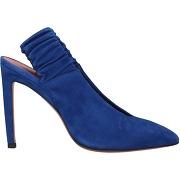 Escarpins santoni femme. bleu. 35 livraison...