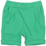 Pantalon daniele alessandrini garçon. vert. 6...