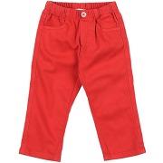 Pantalon il gufo garçon. rouge. 6 livraison...