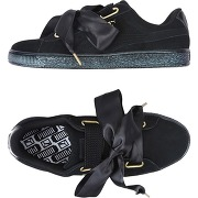Suede heart satin wn's sneakers puma femme....