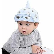 Beret casquette capeline licorne bebe avec les...