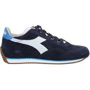 Sneakers diadora heritage homme. bleu pétrole....