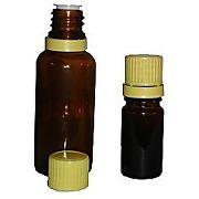 Pranarom - flacons vides avec bouchon - 10 ml