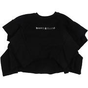 Sweat-shirt marc ellis fille. noir. 4 livraison...
