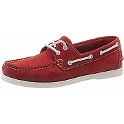 Tbs phenis, chaussures bateau homme, rouge...