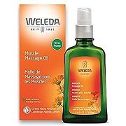Weleda huile pour massage à  l'arnica 100ml