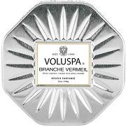 Voluspa vermeil bougie octagonale metal branche...