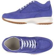 Sneakers hogan femme. violet foncé. 36.5...