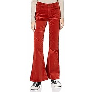 Lee breese corduroy, ocre rouge, 26/31 femme