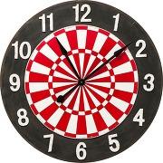Promo : horloge murale target