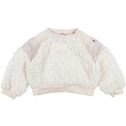 Sweat-shirt dixie fille. blanc. 4 livraison...