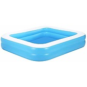 Piscine gonflable family pool deluxe pour...
