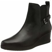 Geox femme d anylla wedge c ankle boot, noir,...