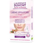 Crème dépilatoire visage idéal pour les peaux...