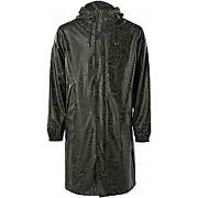 Parka rains fishtail camo vert kaki xxs xs