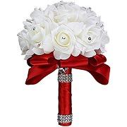 Starworld bouquet de fleurs de mariage fait à...