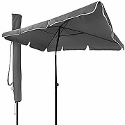 Vounot parasol inclinable rectangulaire...