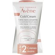 Avène cold cream cold cream duo crème mains...