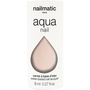 Nailmatic aqua nail beige clair transparent
