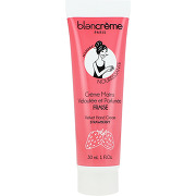 Creme veloutee mains fraise creme mains et ongles